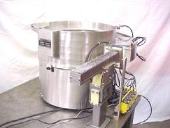 medical parts feeder bowl